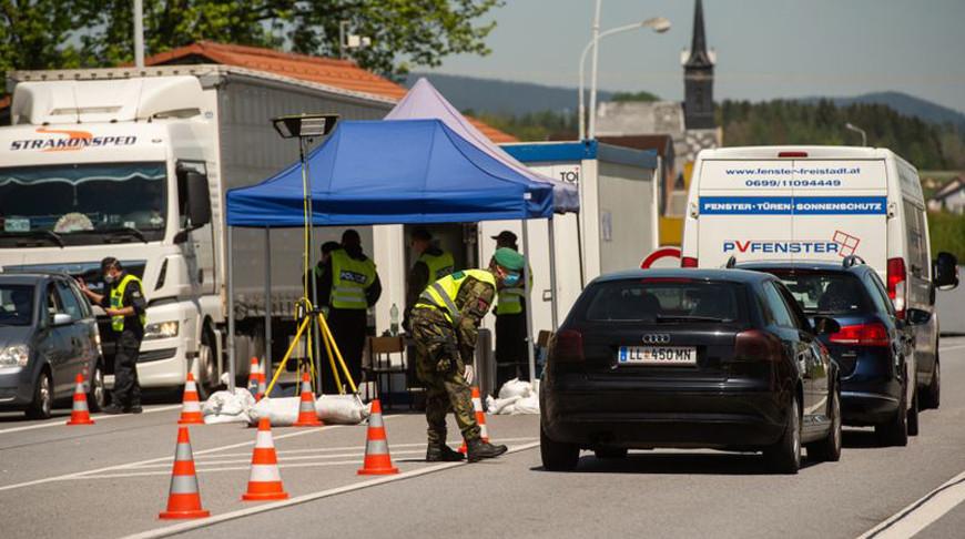 Чехия открыла границу с Германией и Австрией и возобновила международное авиасообщение