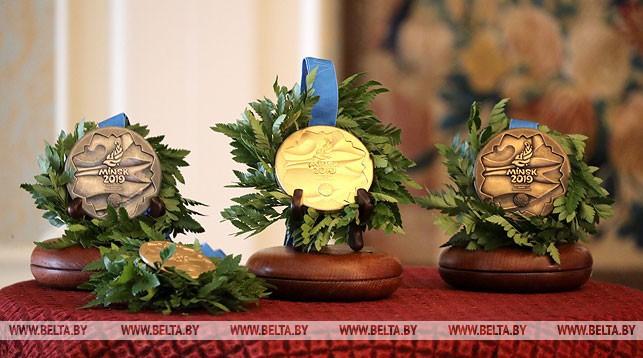 Участники II Европейских игр сегодня разыграют 12 комплектов наград