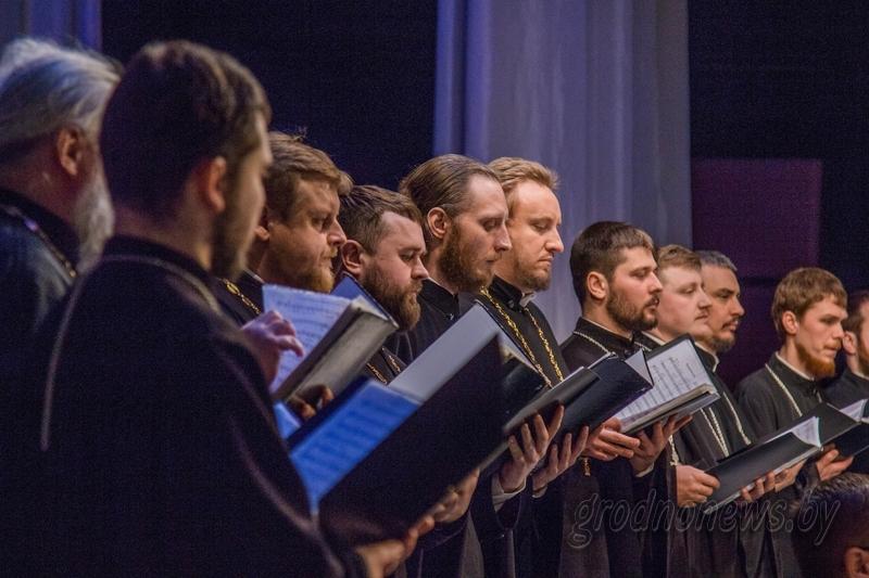 Искусство молитвенного пения. Международный фестиваль православных песнопений «Коложский благовест» в Гродно начинает программу