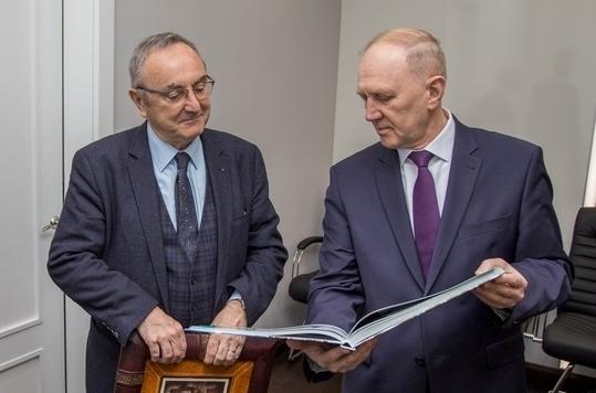 Гродненская область и Франция намерены налаживать межрегиональное сотрудничество