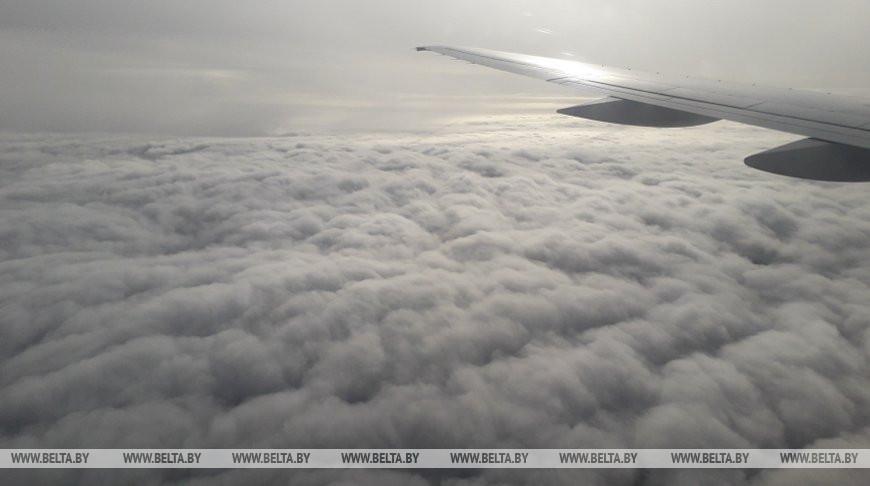 Из-за тумана многие авиарейсы прибудут в Национальный аэропорт Минск с опозданием