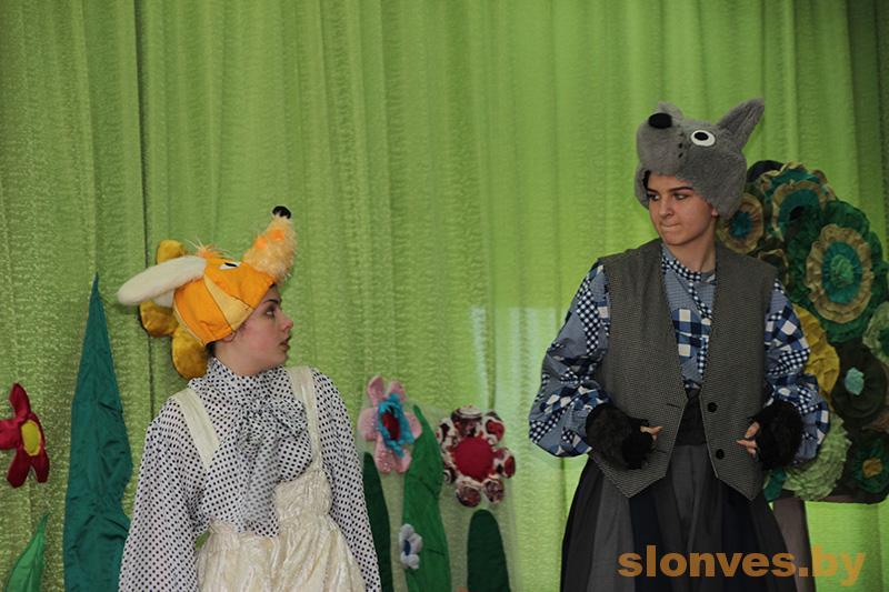 В Слониме проходит областной фестиваль «Слонімскія цудадзействы»