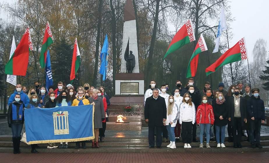 Интеллектуальные игры, творческие конкурсы, спортивные эстафеты. На Гродненщине стартовал марафон «Вместе – за сильную и процветающую Беларусь!»