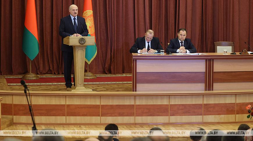 "Тема недели. ""Развитие науки определяет будущее"" - Александр Лукашенко"