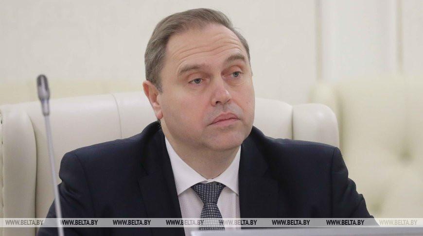В Беларуси по-прежнему не зафиксировано ни одного случая завоза коронавируса — Владимир Караник