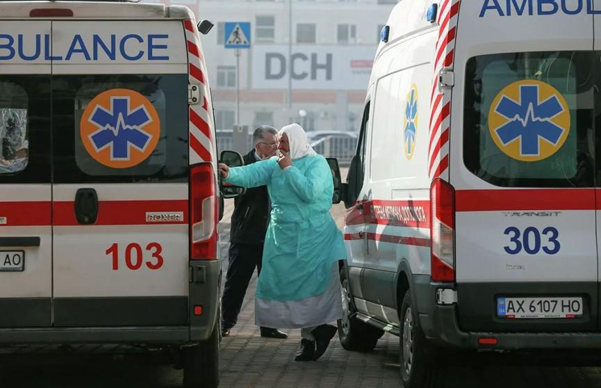 Первая смерть от коронавируса зафиксирована на Украине