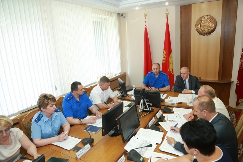 Председатель Следственного комитета с рабочим визитом посетил Гродненскую область