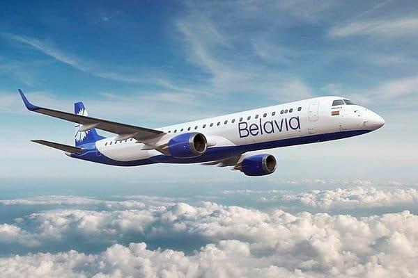 С 11 мая «Белавиа» вводит «масочный режим» на бортах самолетов и в аэропортах