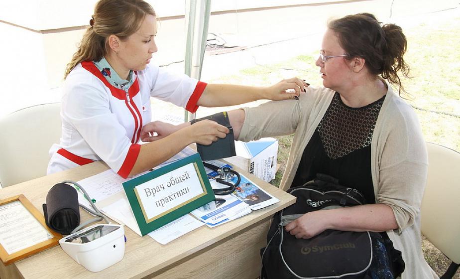 Проверить зрение и получить консультацию хирурга. В Гродно снова развернется «Медицинский городок», на этот раз – на территории музыкального колледжа