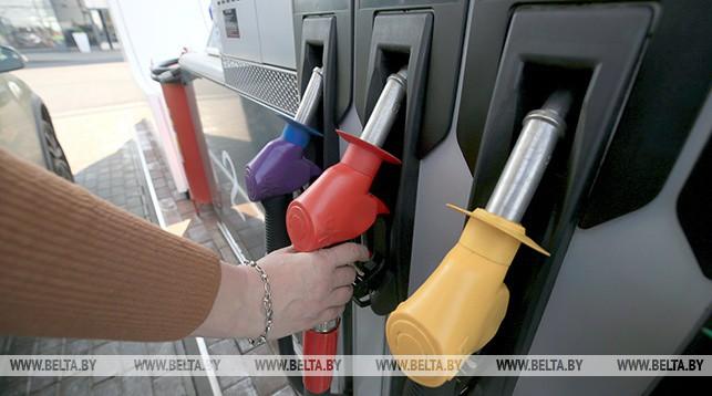 Топливо на АЗС в Беларуси с 16 июня подешевеет на 1 копейку