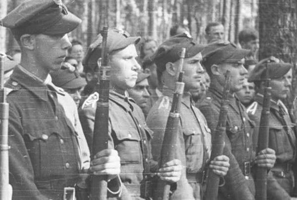 Армия Крайова: борьба против советских партизан
