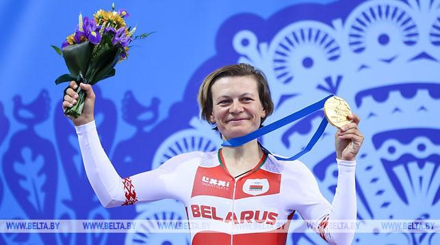 Белорусы в последний день II Европейских игр завоевали 8 медалей, из них 2 золотые