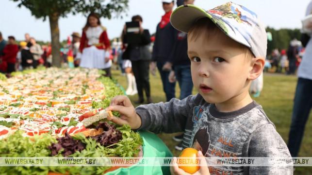 Фестиваль в честь помидора проведут 17 августа в Ивье