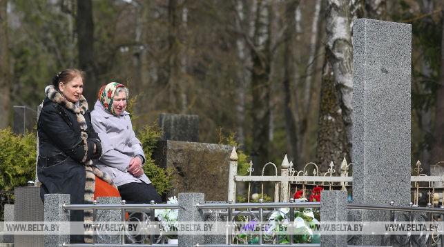 У православных верующих сегодня Радоница