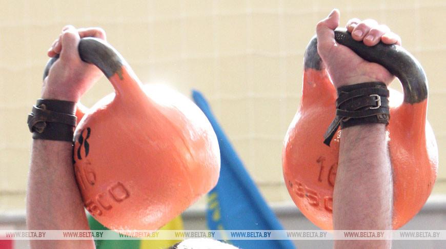 Гродно примет чемпионат мира по гиревому спорту
