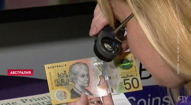 Австралийский банк напечатал 46 миллионов купюр с опечаткой