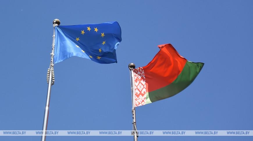 Макей и Ринкевичс обсудили перспективы развития отношений по линии Беларусь - ЕС