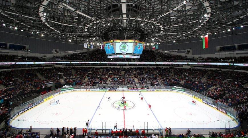 Сайт ЧМ-2021 по хоккею начал работу