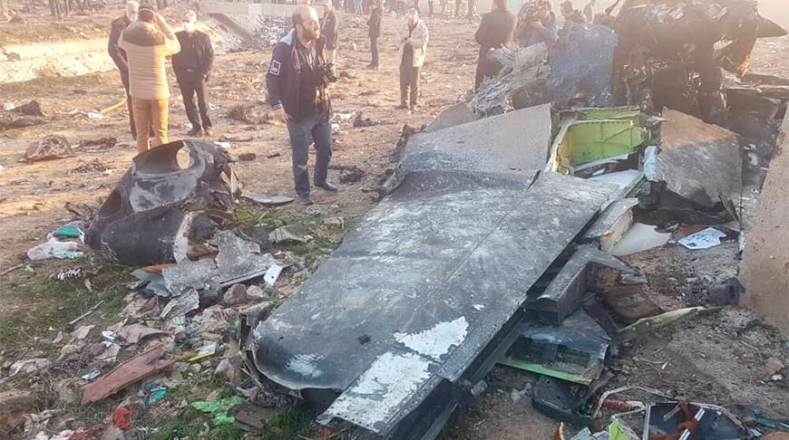 В Иране создали рабочую группу для консульской помощи жертвам авиакатастрофы