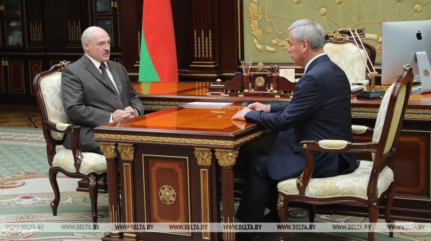 Александр Лукашенко рассказал, чего ждет от нового состава белорусского парламента