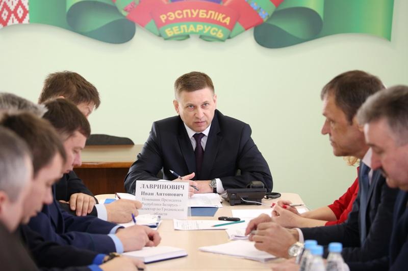 Иван Лавринович: «Развитие Скиделя должно быть многоплановым»