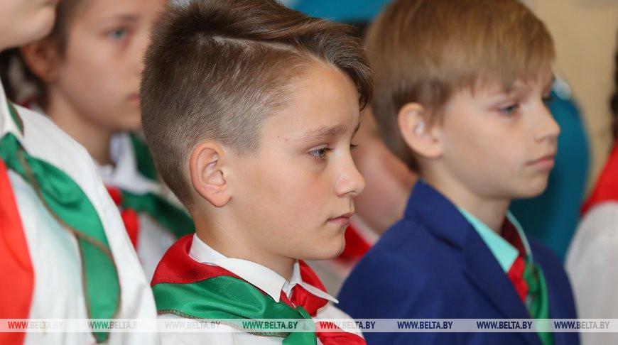 Более 93 тыс. школьников со всей Беларуси примут участие в первом этапе пионерского квиза