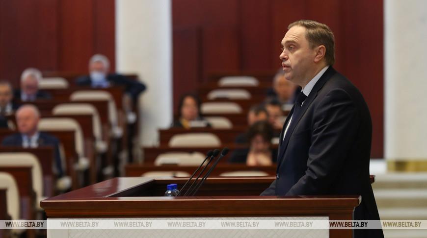 Владимир Караник рассказал о преимуществах стратегии смягчения последствий COVID-19