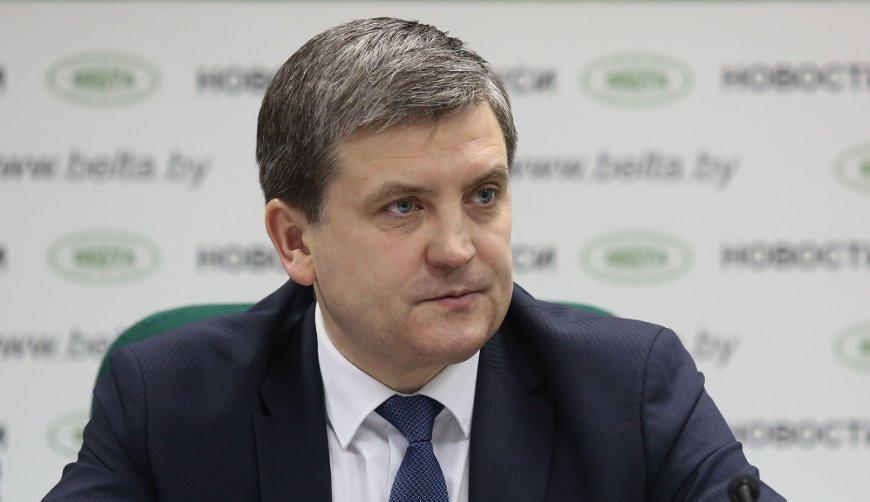 Министром информации Беларуси назначен Игорь Луцкий