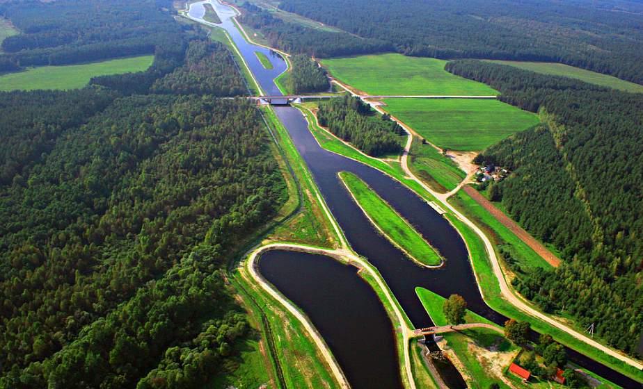 На шлюзе Домбровка пройдет «Августовский канал-трейл»