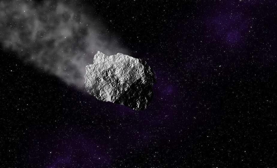 Огромный астероид сегодня пролетит вблизи от Земли