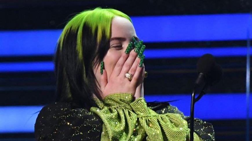 Билли Айлиш стала триумфатором премии Grammy 2020