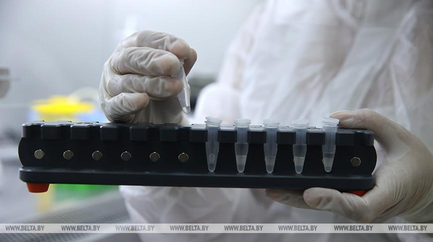 За сутки в Беларуси зарегистрированы 1748 пациентов с COVID-19, выписан 2081