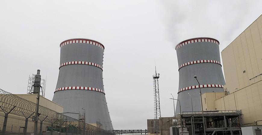 Первый энергоблок БелАЭС выработал 1,8 млрд кВт.ч электроэнергии