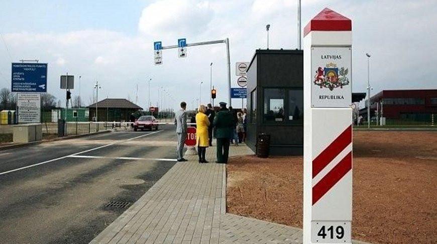 Латвия и Литва продлили сроки ограничений при пересечении границы