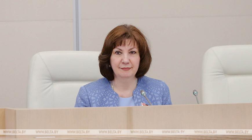 Наталья Кочанова встретилась с членами Молодежного парламента