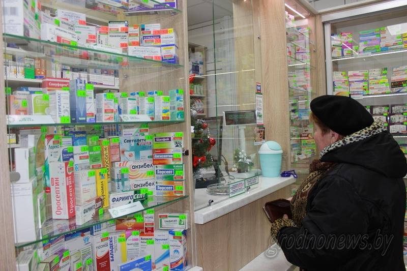 Рабочая группа по контролю за ценами на лекарства начала мониторинг в Гродненской области