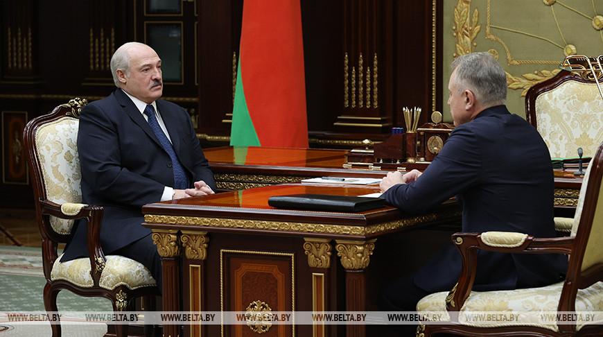 Александр Лукашенко гарантирует профсоюзам поддержку власти на всех уровнях