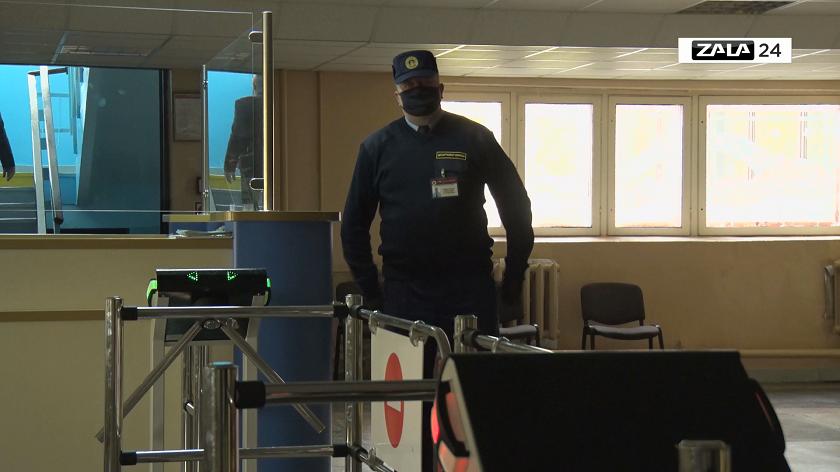 В школах будут работать сотрудники Департамента охраны