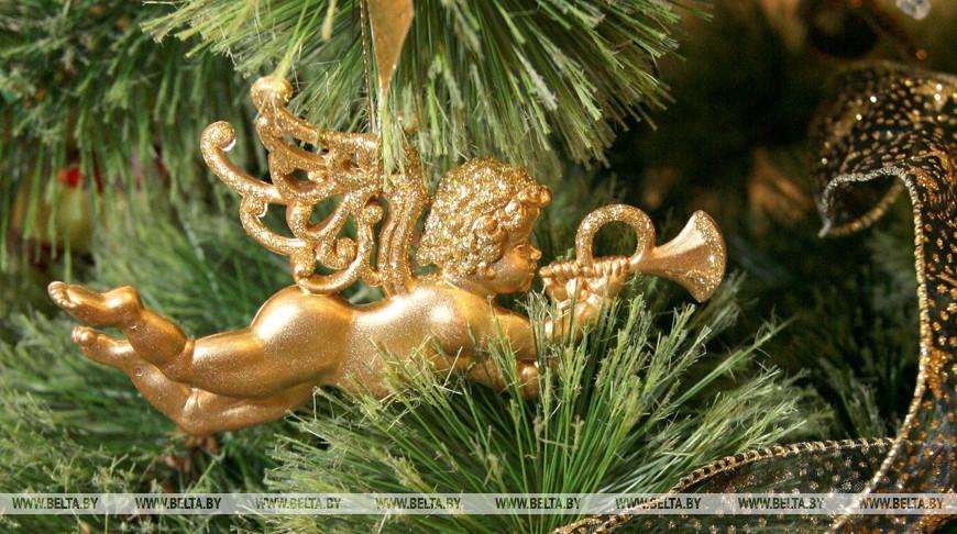 Более 1,5 тыс. детей станут участниками акции «Рождественская елка — наши дети»
