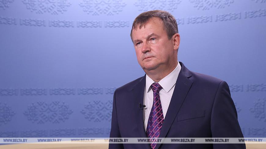 Андрей Равков проинформировал кандидатов в президенты об угрозах безопасности людей на агитационных пикетах