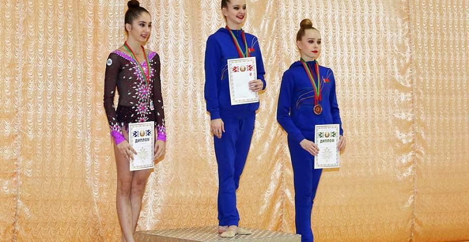 Изящество, красота и кураж. В Гродно завершились Олимпийские дни молодежи Республики Беларусь по художественной гимнастике