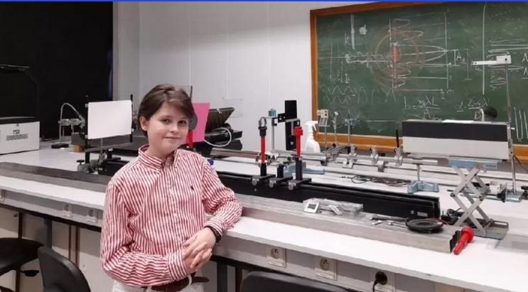 Трехлетний курс обучения за год: 11-летний бельгийский вундеркинд продолжает удивлять