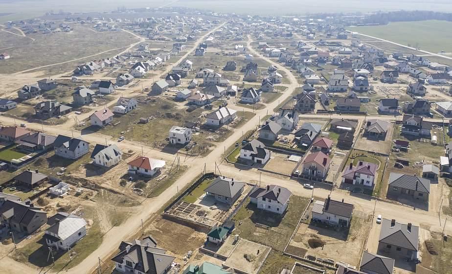 Почти в 70 раз выше первоначальной. В Гродно участок под строительство домов-таунхаусов продан за 140 000 рублей