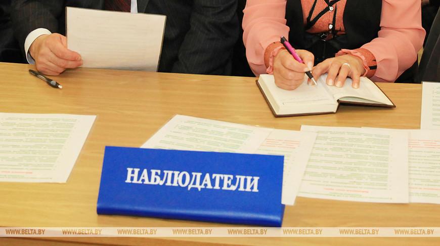 Союзные парламентарии будут наблюдать за выборами в Палату представителей
