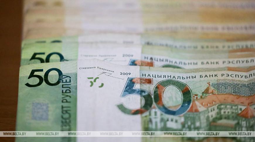 Средняя зарплата в Беларуси в декабре составила Br1238,7