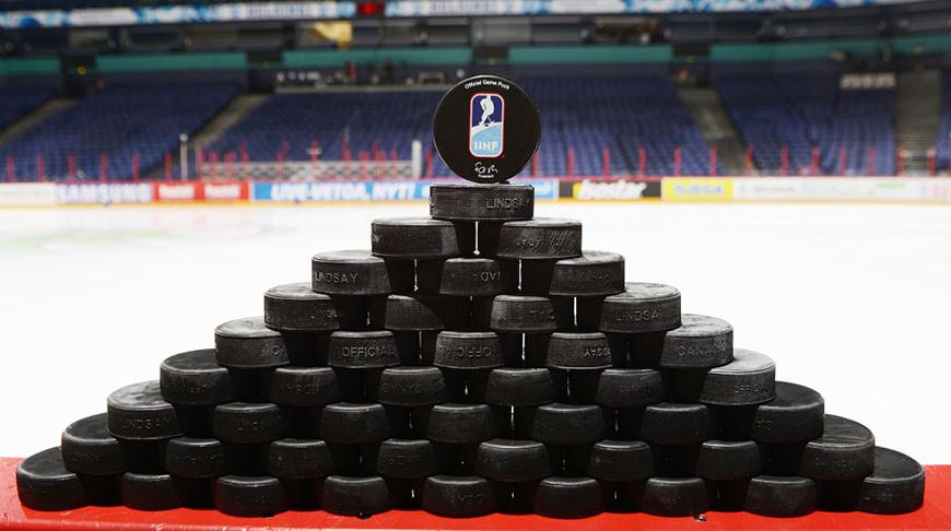 Рига примет все матчи чемпионата мира по хоккею 2021 года