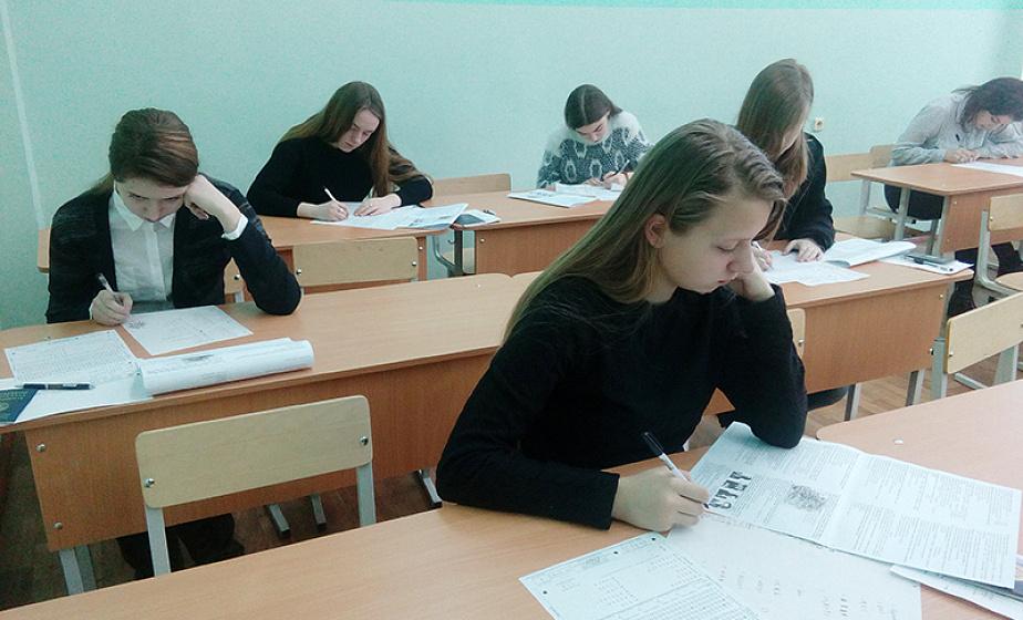 Второй этап репетиционного тестирования в Беларуси пройдет в январе-феврале 2020 года