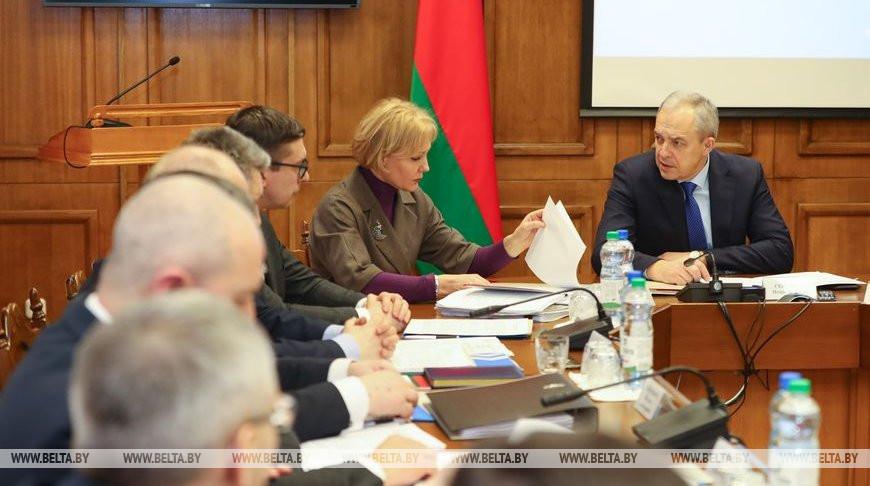 Работа ведется в формате нон-стоп — в Беларуси подготовили черновой проект Кодекса об административных правонарушениях