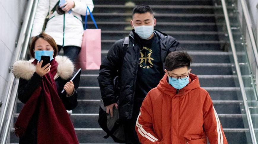 Пик распространения пневмонии нового типа в Китае может прийтись на февраль