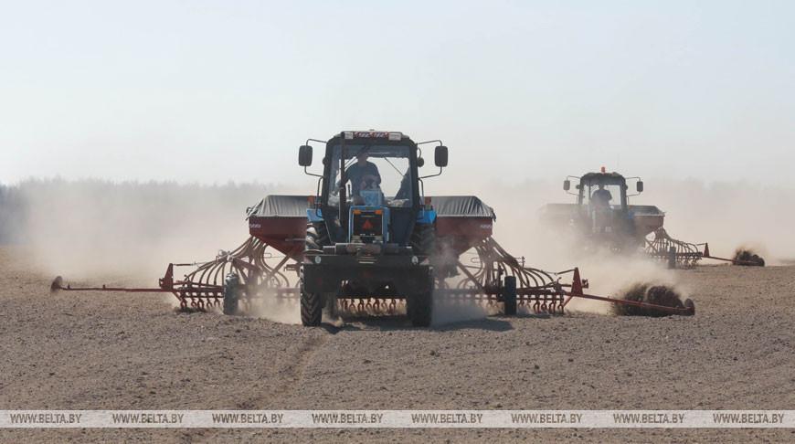 Белорусские аграрии готовы к весеннему севу — Анатолий Хотько